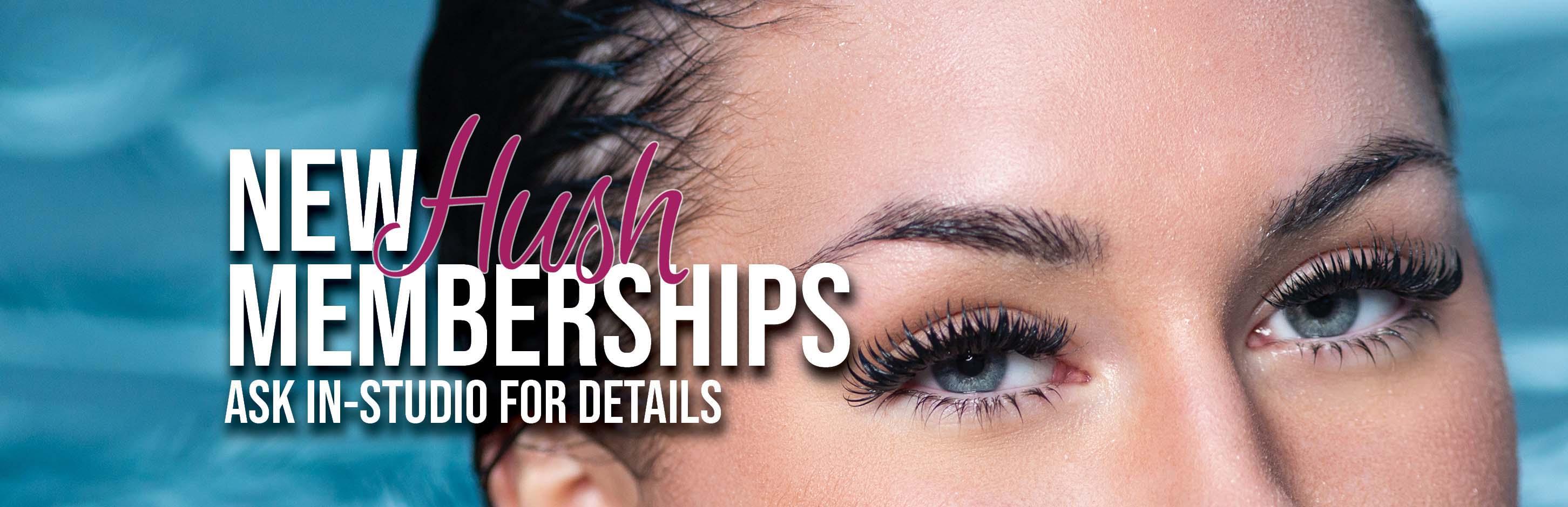 Eyelash Extensions | Hush Lash Studio